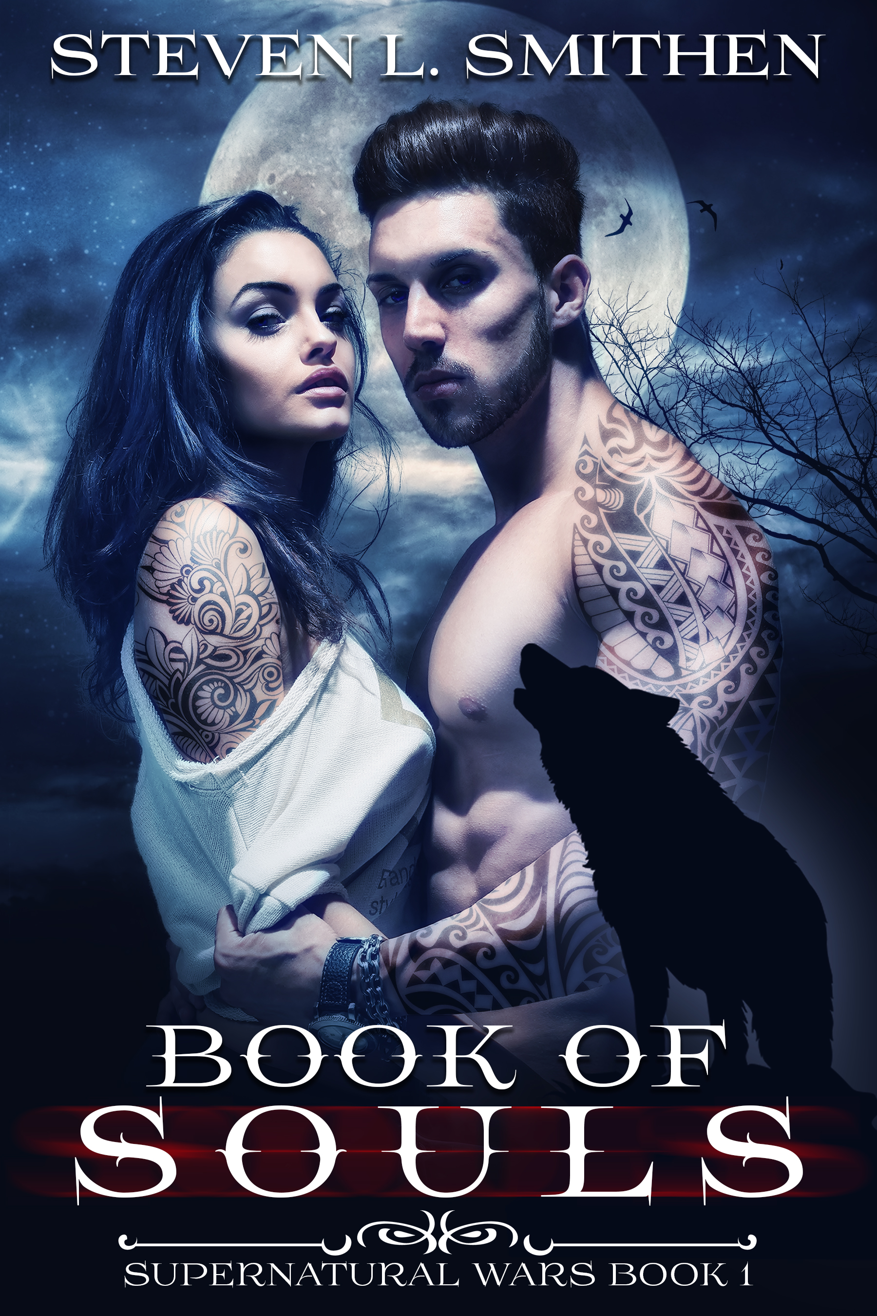 Book of Souls E-Book Cover