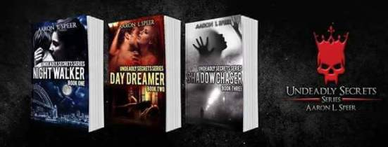 Banner Undeadly Secrets Books