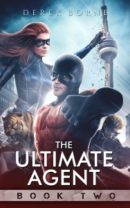 The Ultimate Agent - book two - Copy 1